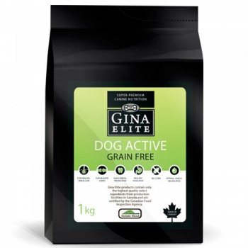 Gina Elite Dog Active Grain Free