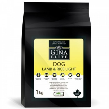 Gina Elite Lamb&Rice Light